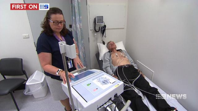 VIDEO: New rapid blood test identifying heart attacks