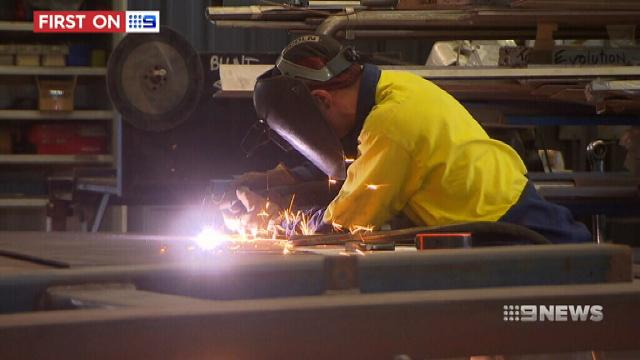 VIDEO: Sydney's west experiences jobs boom