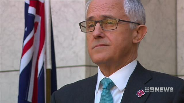 VIDEO: Malcolm Turnbull's popularity plunges in opinion polls