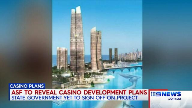 Queensland premier supports plans for a new Gold Coast casino