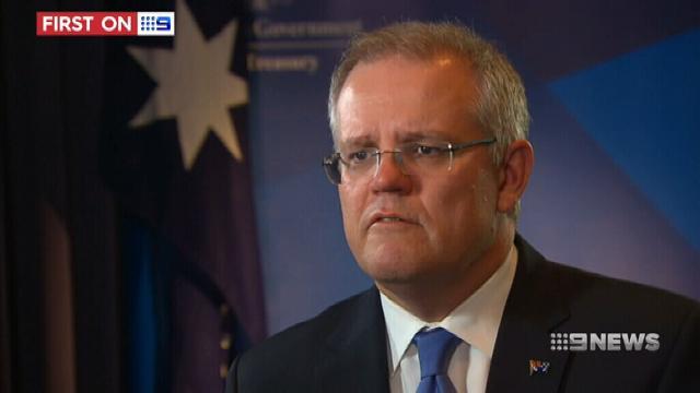 VIDEO: Treasurer Scott Morrison wants more for Aussie families