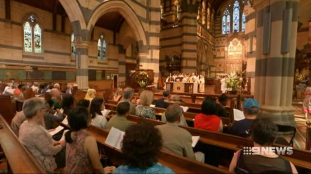 Thousands attend church services despite terror plot shock
