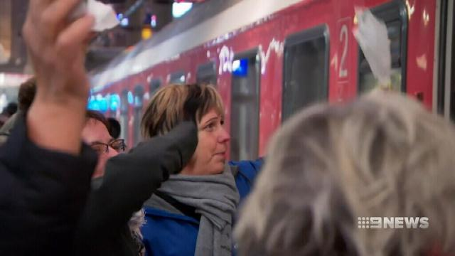 VIDEO: Romance of rail on the decline in Europe