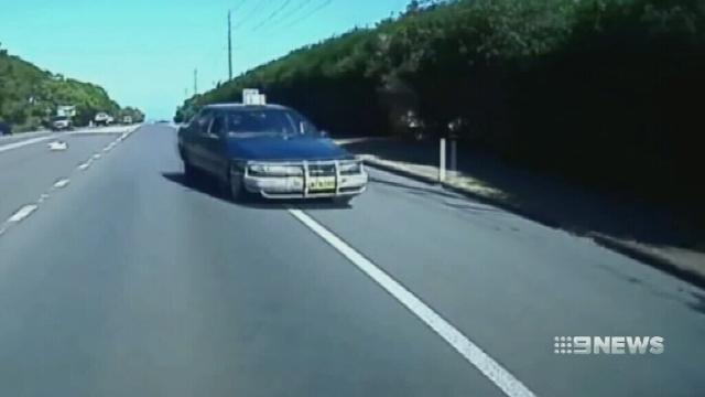VIDEO: Holiday madness on Queensland roads