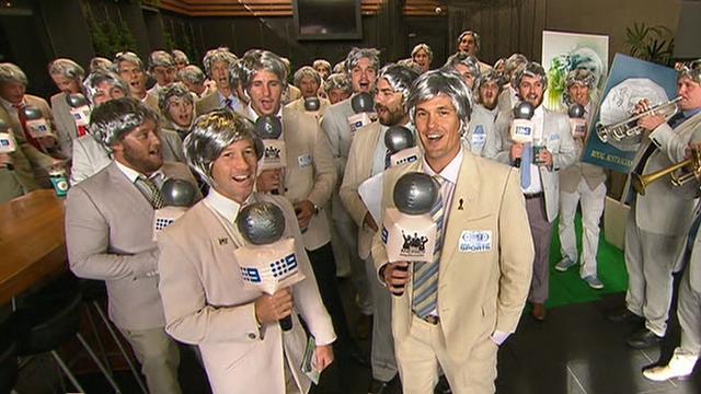Richie Day takes over the SCG as Australia dominate