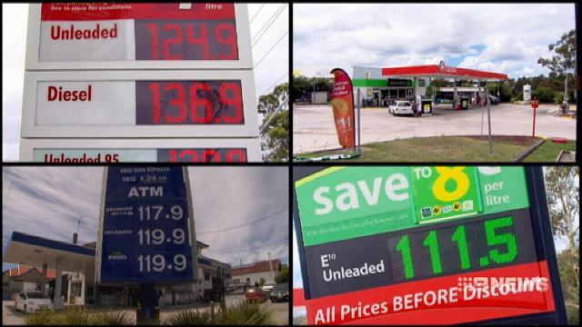 VIDEO: NRMA urge boycott over Sydney petrol gouge