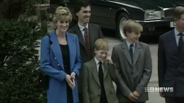 VIDEO: Intimate Princess Diana letters revealed