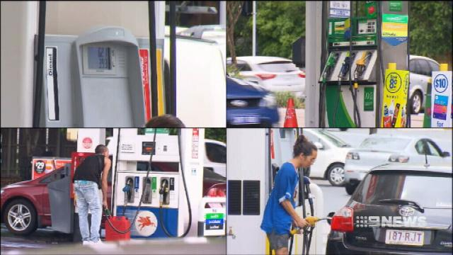 VIDEO: Brisbane's cheapest petrol suburbs revealed