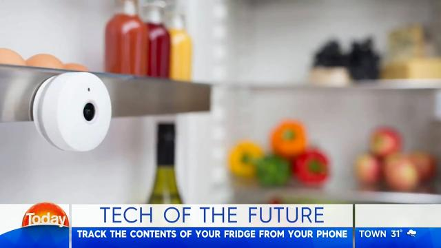 Fridge cam lets you see what's for dinner from your phone