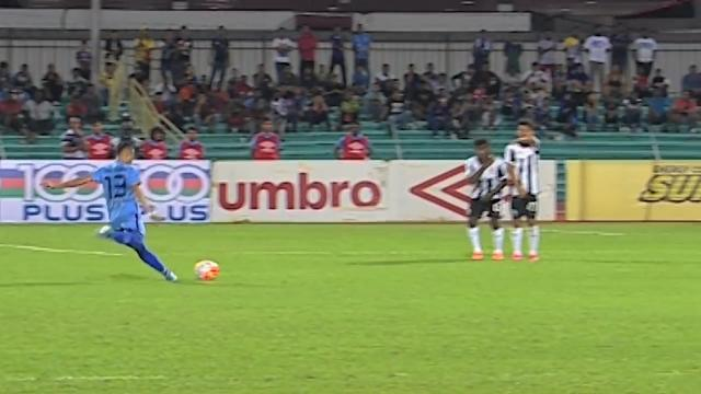 Mind boggling free kick wins Puskas goal of the year