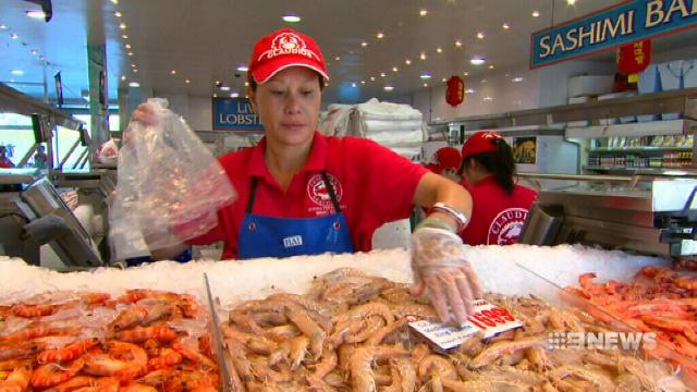 VIDEO: Seafood industry warns of higher prawn prices and major shortages