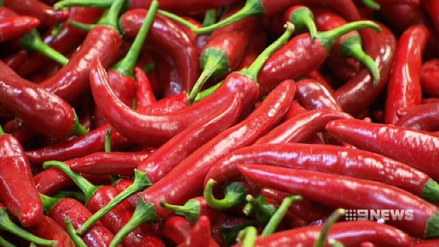 VIDEO: Chilli could be key to fighting breast cancer