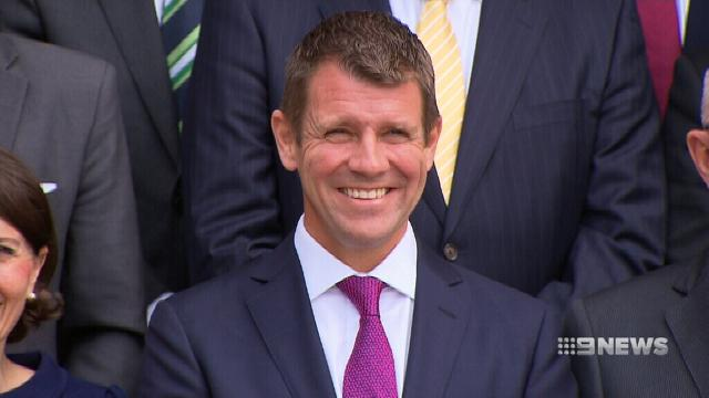 VIDEO: Mike Baird to reshuffle cabinet