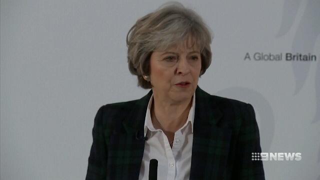 Britain set for 'hard Brexit'