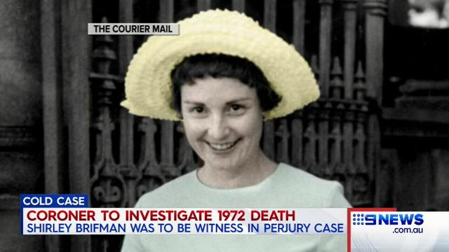 VIDEO: Queensland coroner to investigate 1972 death