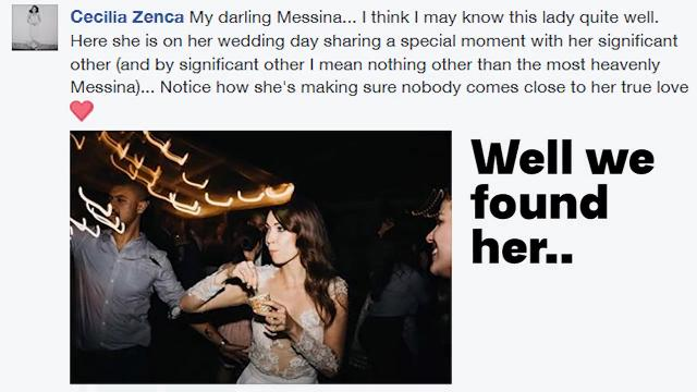 Internet-famous mystery Messina caller gets romantic ending