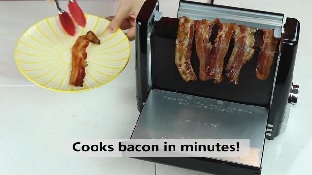 Someone S Invented A Toaster Just For Bacon And We Re