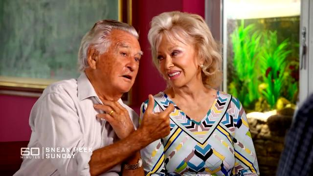 Bob and Blanche's 'forever' love story