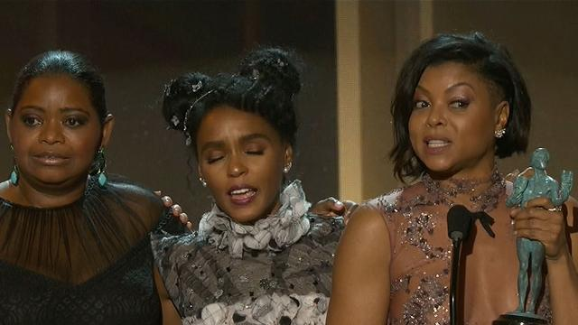 VIDEO: Hollywood honours biggest names at Screen Actors Guild Awards