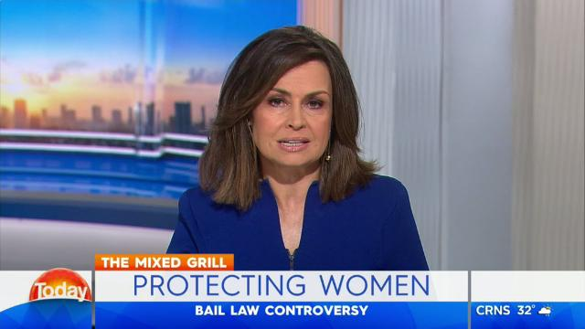Lisa calls for new laws on domestic abuse cases