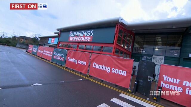 VIDEO: Bunnings opens first European store