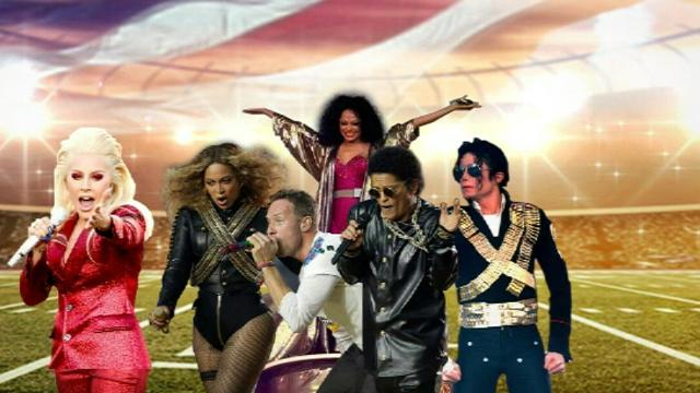 Entertainment News: The best Superbowl performances