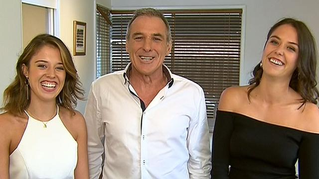 Married at First Sight: John and his daughters discuss his wedding