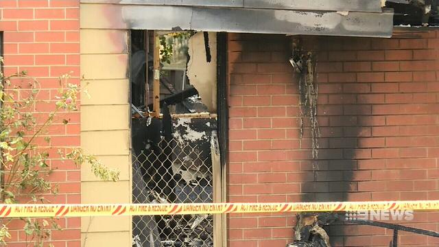 VIDEO: Man charged with Canberra arson