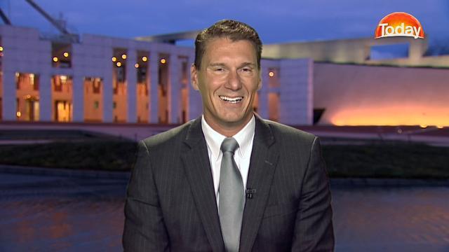 Karl Stefanovic grills Cory Bernardi over Liberal Party split