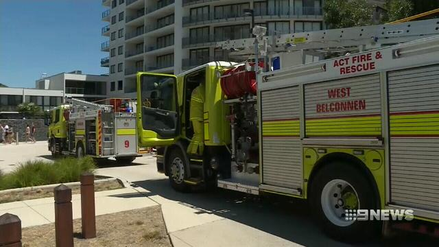 VIDEO: ACT firefighters union claims Emergency Services Agency 'knowingly deceived' public