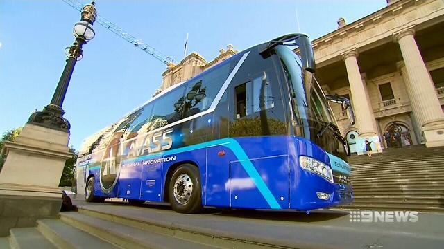 VIDEO: Canberra launches green transport scheme