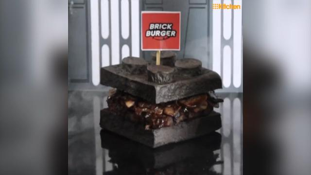 Brick Burger is the Lego-themed fast food joint of your Instagram dreams