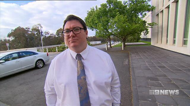 VIDEO: PM urged to pull conservative MP George Christensen into line