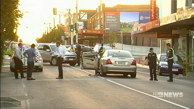 VIDEO: Man fighting for life after being stabbed during Melbourne robbery