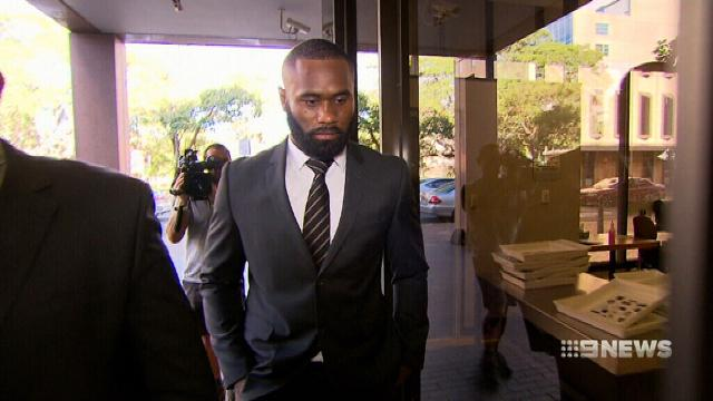 VIDEO: NRL star pleads not guilty to allegedly assaulting former partner