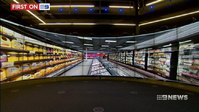 VIDEO: Virtual supermarket helps Victorian manufacturers test products