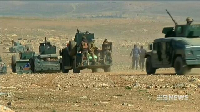 VIDEO: Iraq to launch Mosul offensive