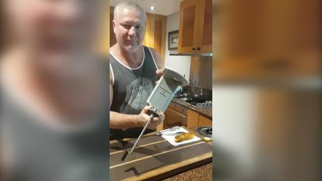 Scotty Cam's love letter to a potato peeler