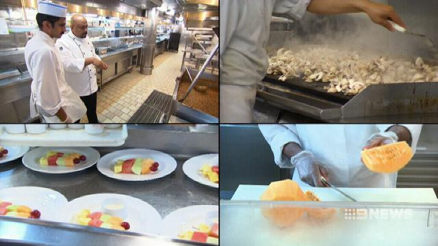 VIDEO: Cruises provide great boost to local suppliers