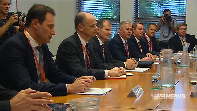 VIDEO: Crisis meeting held over looming energy shortage