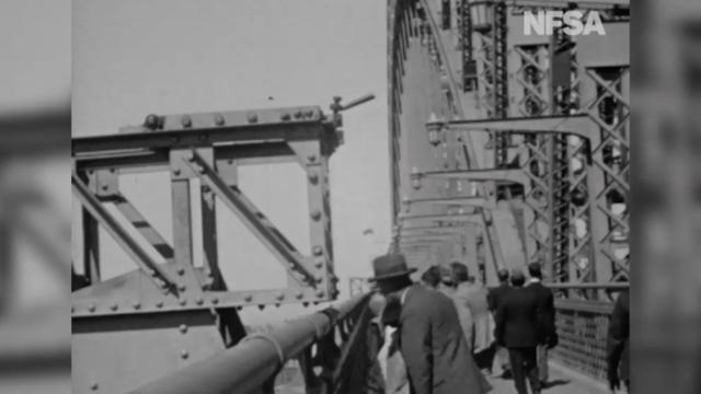 Sydney Harbour Bridge turns 85: The story of an Australian icon
