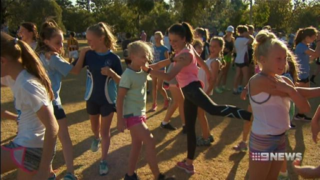 VIDEO: AFL Women's season sees huge spike in girls registering to play