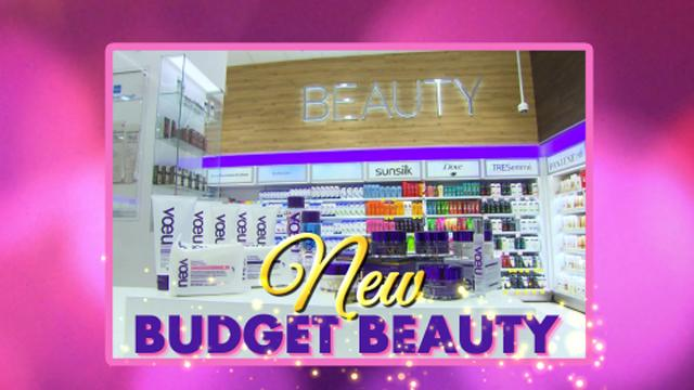 New budget beauty