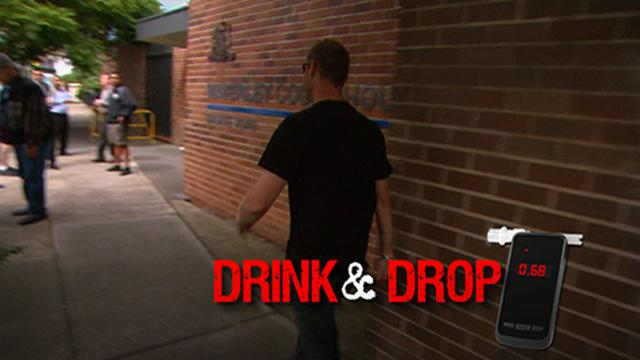 Mid Range Drink Driving Act