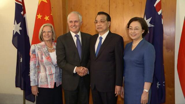 VIDEO: Turnbull Government forced to delay China extradition treaty