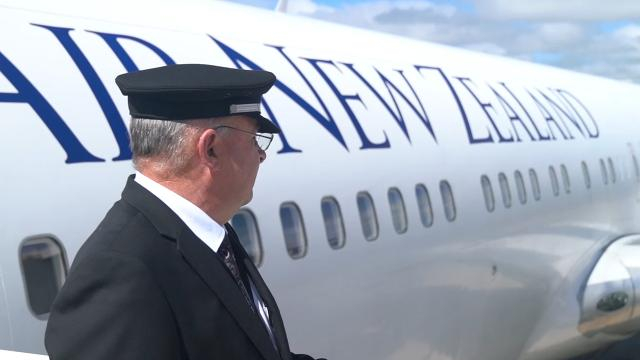 Air New Zealand says goodbye to the Boeing 767