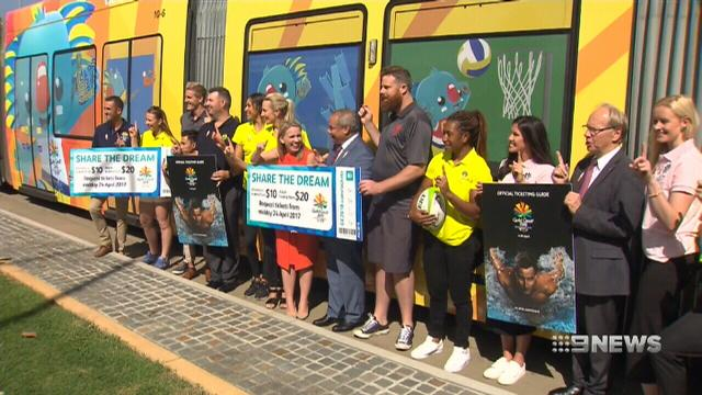 VIDEO: Tickets to the Gold Coast Commonwealth Games available soon through online ballot