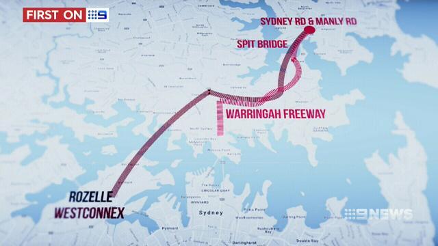 Sydney road tunnel to cost a billion dollars per kilometre