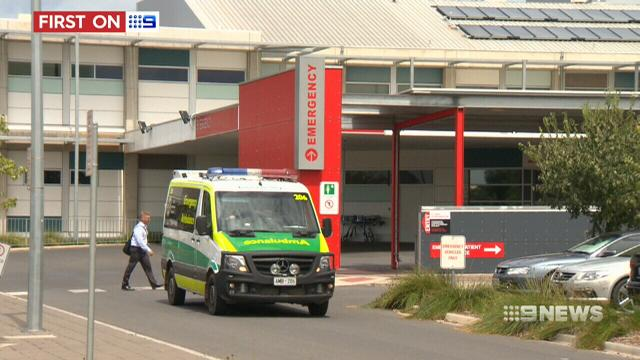 VIDEO: Adelaide hospital emergency departments suffering shocking overcrowding