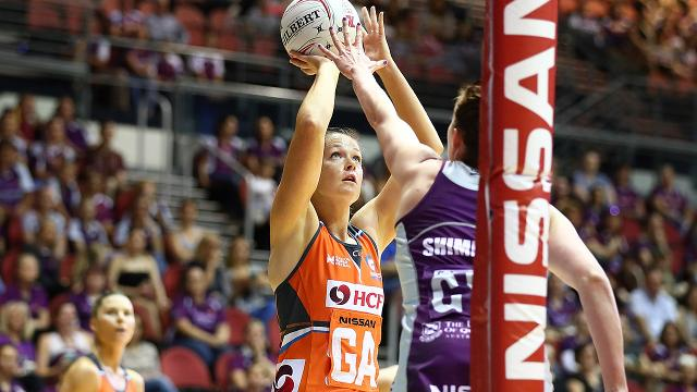 Round 8 Highlights: Firebirds v Giants